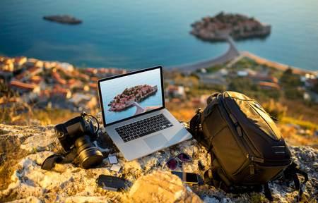 Blog de viajes ordenador