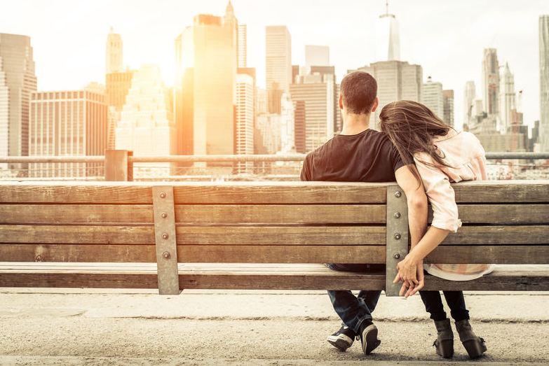 Viajes de novios en pareja