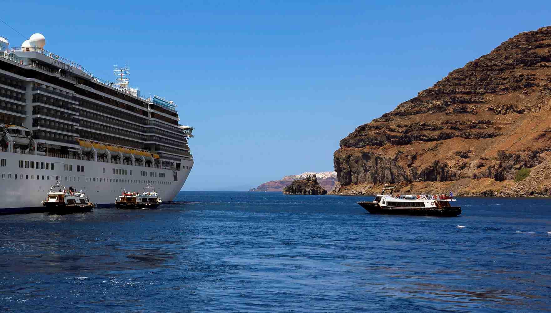 Los mejores cruceros por el mediterraneo