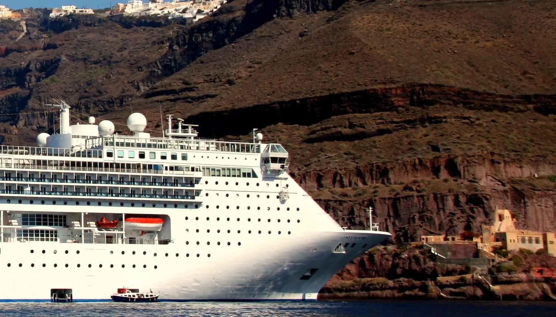 Los mejores cruceros por las islas griegas