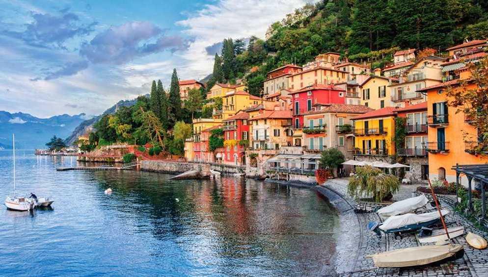 Ofertas de viajes a italia lago como
