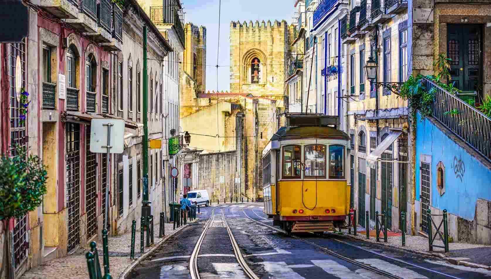 Ofertas de viajes a portugal lisboa