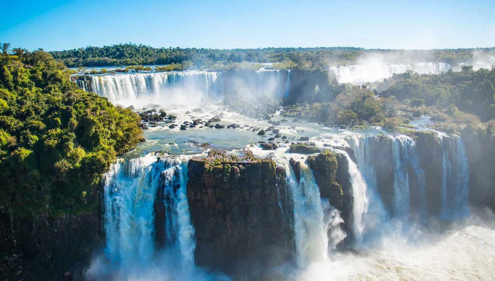 Ofertas de viajes a brasil